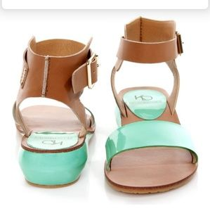 Kelsi Dagger 'Genna' sandal new in box